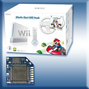 Wii flashée avec USB Loader