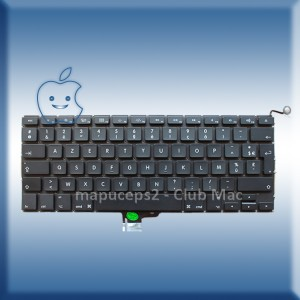 MacBook Unibody A1278 : Remplacement clavier