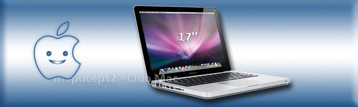 07 - MacBook Pro Unibody 17""