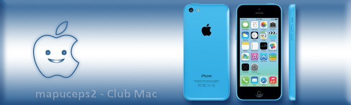 Gamme iPhone 5C