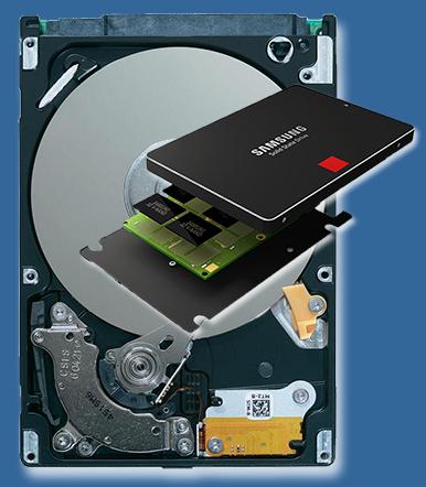 Disques durs pour Fusion Drive Apple