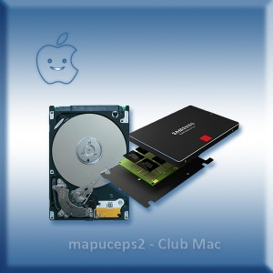 "01 - Modification MacBook Pro 15"" : Installation FusionDrive"